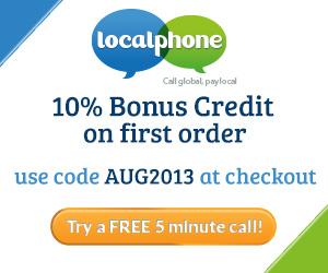 Бонус +10% на счет от суммы первого пополнения